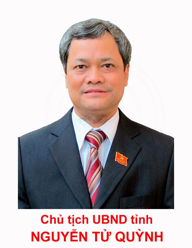 Ông Nguyễn Tử Quỳnh