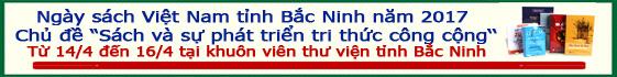 Ngày sách Bắc Ninh năm 2017